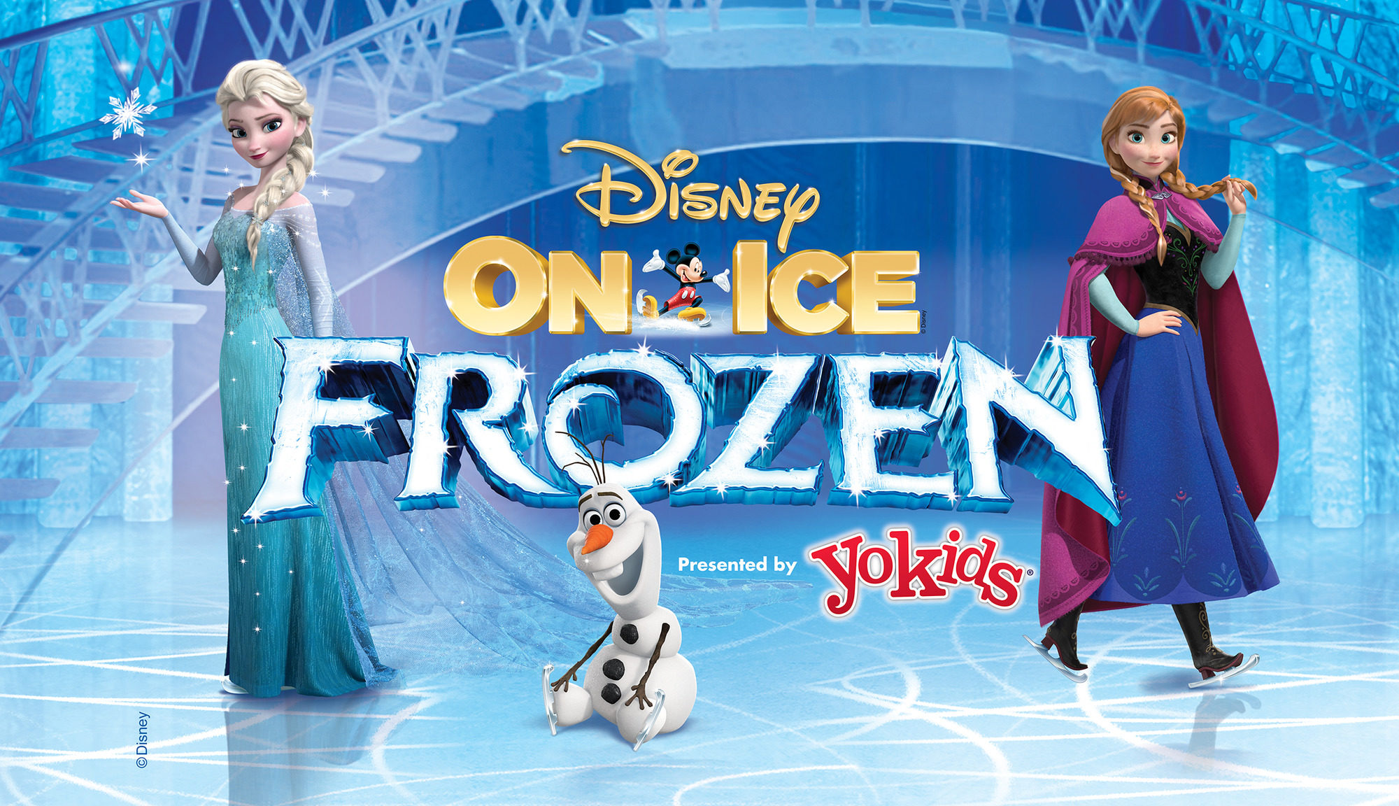 Frozen- The Broadway Musical