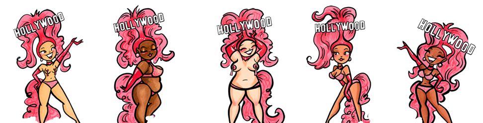 Hollywood and Southern California Burlesque Festival Weekend